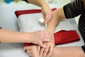 Meditaping Handtherapie