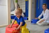 Bauen -  Aktivierung, Kniestand, laufen